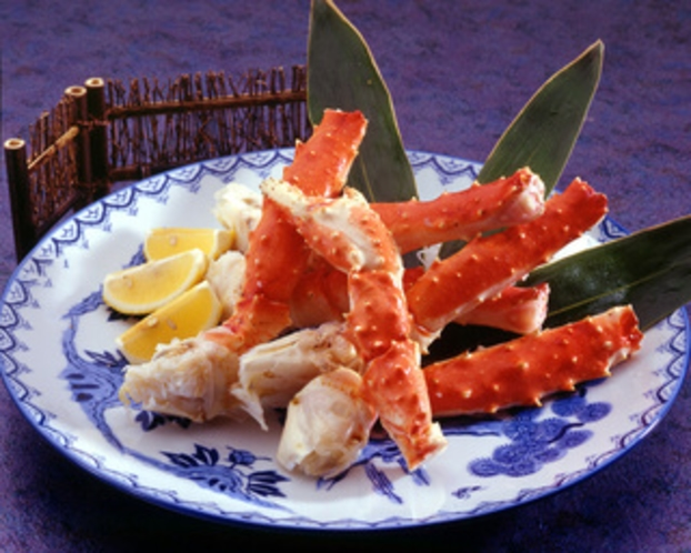 たらば蟹(一例)