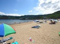新長浜海水浴場