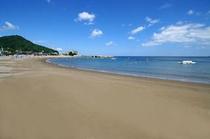 長浜海水浴場1