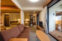 【本館和洋室】 平成28年11月オープンのバリアフリールーム。