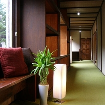 新2階廊下2