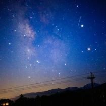 シーハイルから見える星空