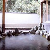 甘露の湯・露天風呂