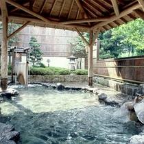 吉祥の湯・露天風呂