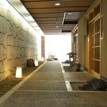 東館 廊下