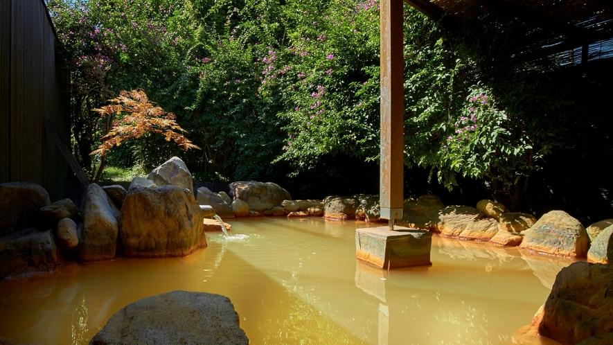 露天風呂(でいご)