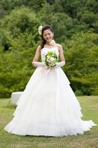 ウエディングドレスを着て写真に残したい!! ガーデン春夏2