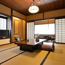 【楓】純和室12畳民家のお座敷をイメージしたお部屋