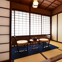 【常念】松本民家の奥座敷・純和室10畳(2名様〜4名様用)