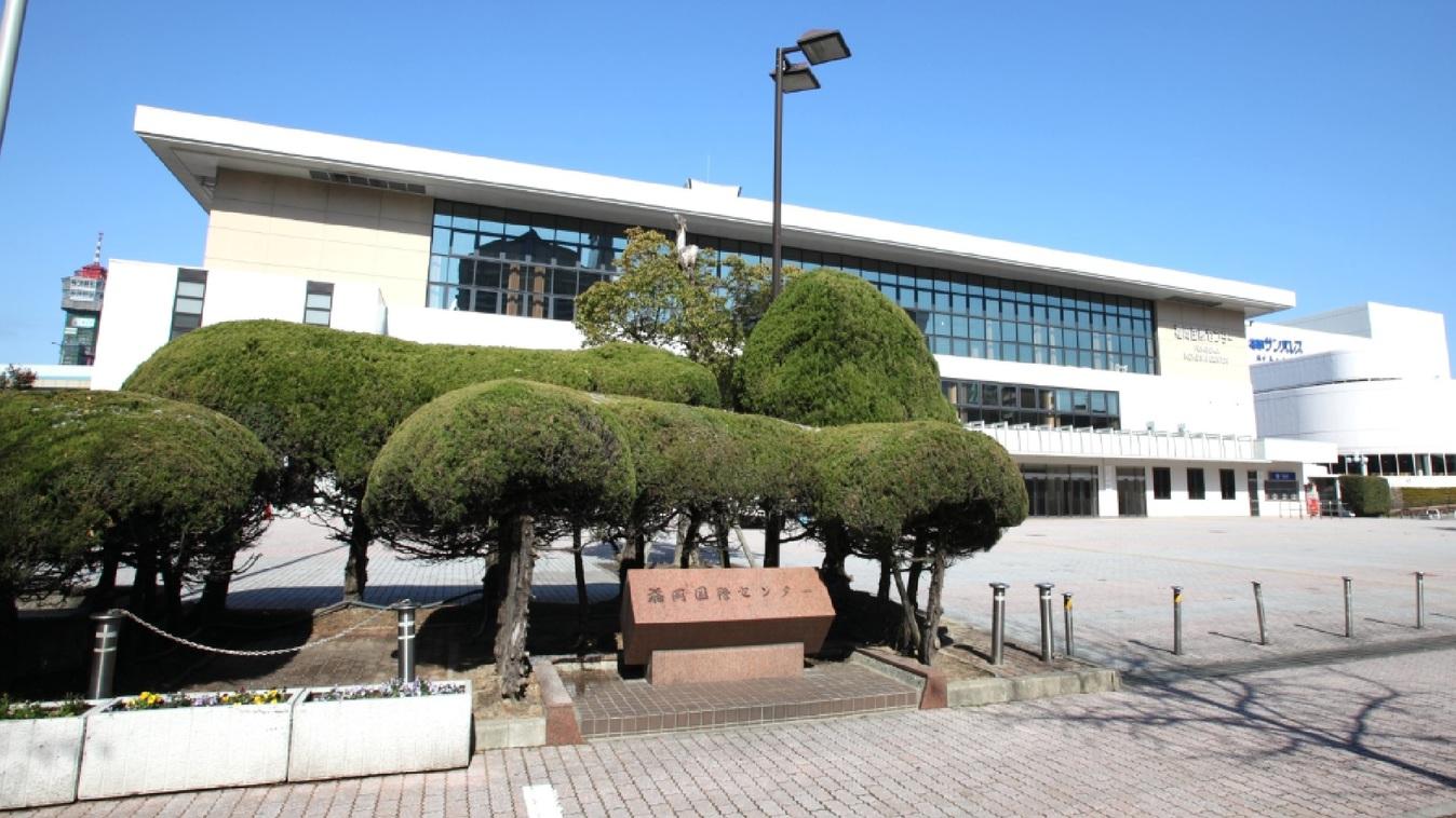 福岡国際センター(徒歩約3分)