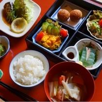 【夕食通常お弁当】