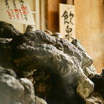 【飲泉】日本屈指の胃腸に良いといわれる「四万の飲泉」