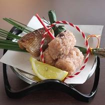 【鯛の赤飯】