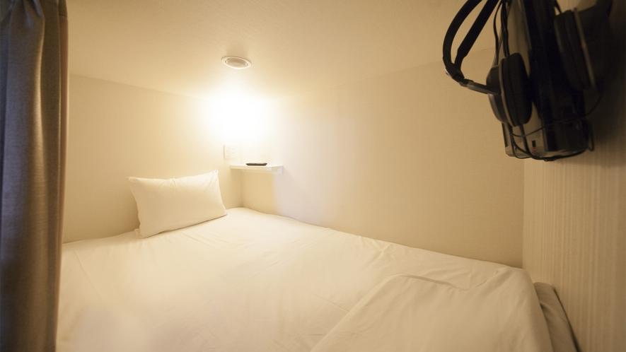 ☆◆カプセル◆シングルベッド(90cm幅)