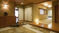 特別室椿庵 玄関 一例