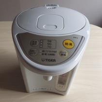 ミルク用電気ポット【貸出備品:無料】数に限りがございます。70度設定可能です。