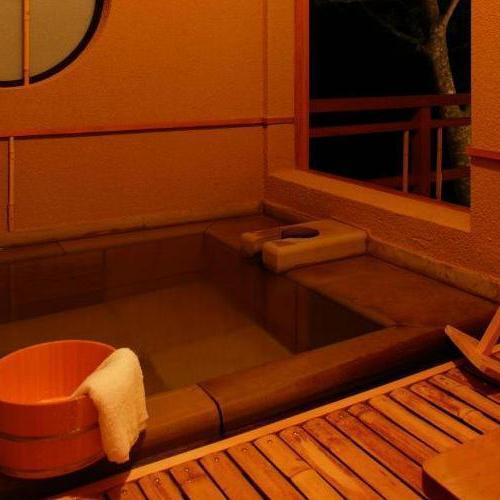 欅 夜・風呂