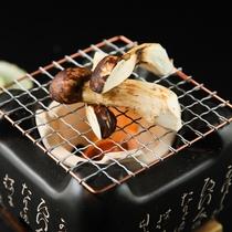 【秋】焼き松茸