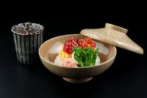 御食事 華ちらし寿司 小吸物