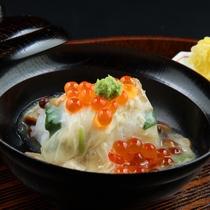 【冬】湯葉のあんかけご飯