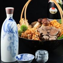 【秋】秋の味覚と日本酒