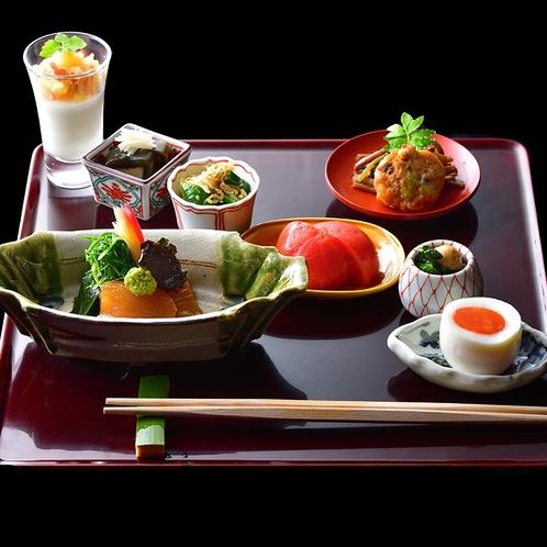 【朝食メニュー】一の膳