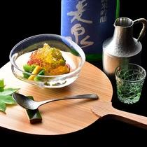 【2020年夏】 座付 夏野菜とかつおのジュレ