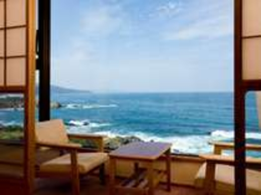 【夏だけ!】日本海を眺められるテラスで海鮮付きバーベキュープラン