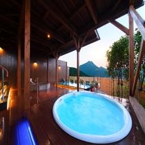 【大浴場】女湯◆リニューアルで露天風呂が3つになりました。