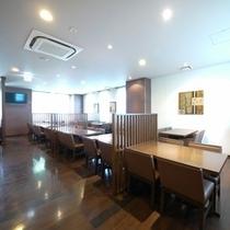 レストラン「花々亭」