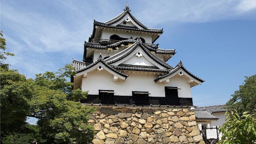 彦根城へのアクセス至便