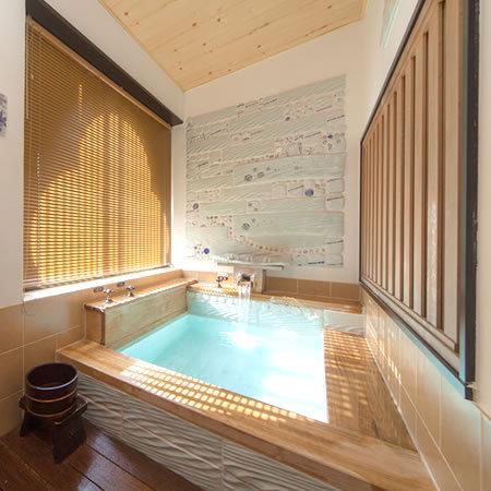 楽庵 風呂