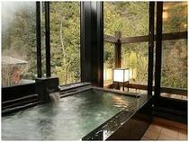 コテージプライベート温泉