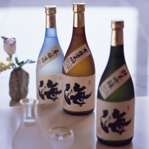 オリジナル日本酒「海」
