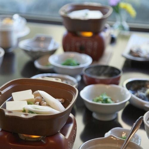ご朝食メニュー(一例)