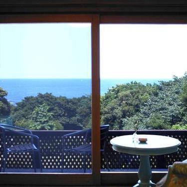 本館客室からの眺望(一例)