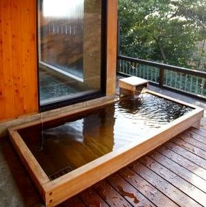 檜露天(本館 男女別浴場)