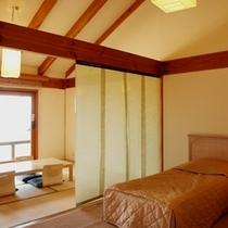 本館和洋室の一例