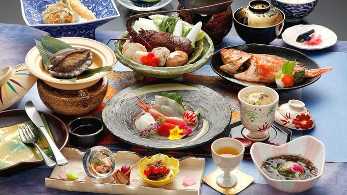【鮑の踊り焼】【八丁味噌の海鮮鍋】 西浦の潮の香りが食欲をそそる!■潮の膳■