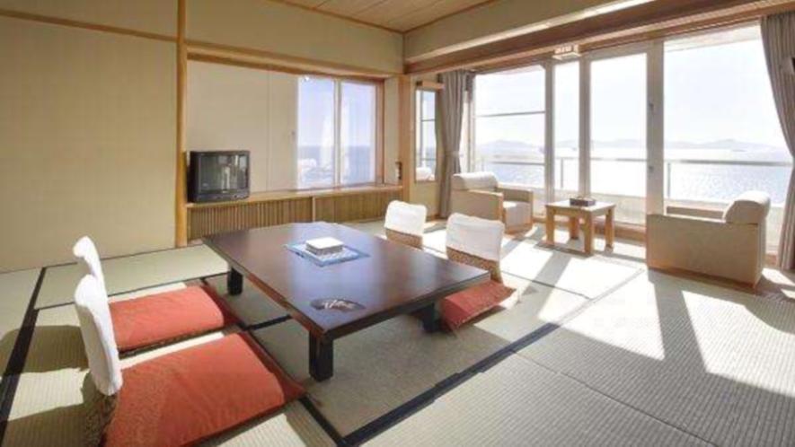 【標準客室】海の見える和室「眺涛閣」