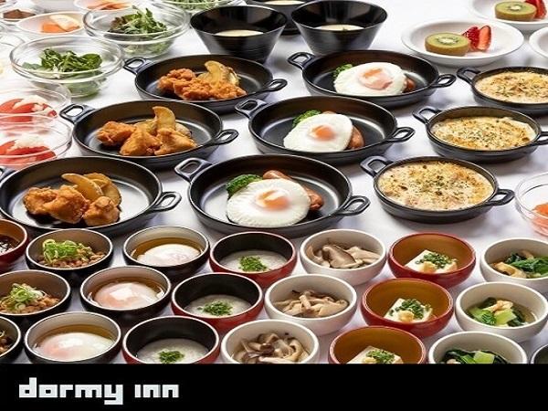 小鉢横丁【1Fレストラン朝食6:30〜9:30(LO9:00)】