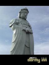 ◆高崎白衣観音像