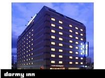 ♦ホテル外観(夜間)