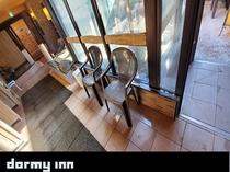◆ととのい椅子・内湯◆