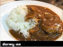 ご当地メニュー♦上州麦豚カレー【1Fレストラン朝食♦6:30~9:30(LO9:00)】