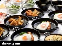 温製小鉢【1Fレストラン朝食♦6:30~9:30(LO9:00)】