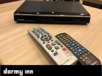 【貸出し備品】DVDプレイヤー※台数に限りがございます。