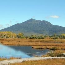 *秋の尾瀬/広大な自然に囲まれて、癒しのひと時をお過ごし下さい。【片品村観光協会提供】