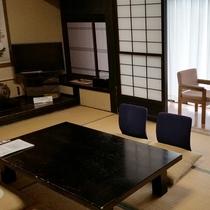 *【和室】広々した空間で休みたい方はやっぱり和室!
