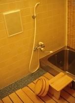 浴室(シャンプー、リンス、ボディーソープ付き)